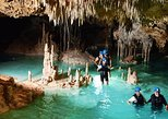 Rio Secreto fantastic underground journey from Riviera Maya