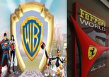 Warner Bros World and Ferrari World Combo Ticket with transfer from Dubai