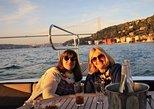 Bosphorus Sunset Cruise on Luxury Yacht