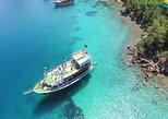 Aegean Island - Hisaronu Boat Trip from Icmeler