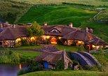 Auckland to Hobbiton Movie set farm & Waitomo Cave full day Tour