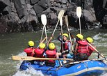 Zambezi River Whitewater Rafting and Camping Overnight