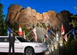 Mt Rushmore Lighting Ceremony