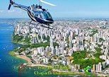 Salvador da Bahia, PANORAMIC HELICOPTER flight