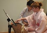Japanese Harp (Koto) Class in the center of Kyoto
