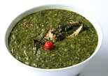 Vincentian Cooking Lesson - Callaloo