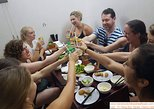 10 different Hanoi Street Food dishes & drink tour by walking