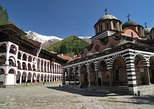 Rila Monastery and Boyana church and Sofia by night