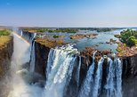 Full Day Victoria Falls incl lunch & Devils Pool 10h ZIMBABWEAN & ZAMBIAN SIDE