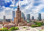 Palace of Culture & Science and Lazienki Park: Small Group Tour