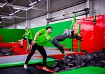Great fun in GOjump Kraków-Mateczny Trampoline Park - 2 hour ticket