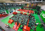 Great fun in GOjump Wroclaw Trampoline Park - 1 hour ticket