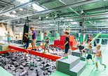Great fun in GOjump Wroclaw Trampoline Park - DAY TICKET