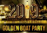 Golden Boat Party on New Years Eve on the Europa Boat in Budapest