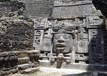 Private Lamania Maya site with river sightseeing boat trip monkey and