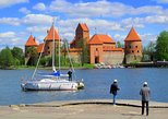 From Vilnius Trakai audio guided tour 11 languages