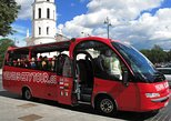 Vilnius City Tour audio guide one round 11 languges