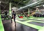 Great fun in GOjump Kraków-Centralna Trampoline Park - 1 hour ticket