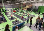 Great fun in GOjump Kraków-Centralna Trampoline Park - 2 hours ticket