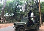 Angkor Wat Jeep Tour