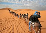 4 days private tour from Casablanca to Marrakech via Fes & sahara desert