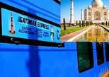 Agra Same day by Gatiman Express