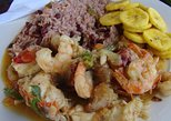 Best Local Food Chocolate and Rum Cake Tasting and Beach Excursion in Roatan