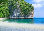 James Bond Island & Hong Island (Krabi) & Canoeing Tour by Speedboat from Phuket