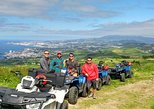 Full-Day ATV Sete Cidades Tour with lunch from Ponta Delgada