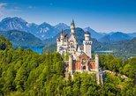 Top Bavarian Sightseeing: Neuschwanstein, Linderhof, Oberammergau and Wieskirche