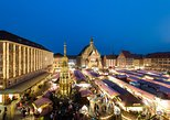 Nuremberg Christmas Market Card for Great Savings