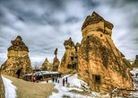 Cappadocia Red Tour (English and Spanish Guide Options)