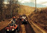 ATV and Canopy Tour from Riu Guanacaste or Nuevo Colon