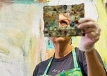 Artist at Work Session with Ellen Rolli, Contemporary Painter