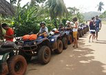 Adventures pure, in ATV come and enjoy with us the beaty of samana Dom Rep