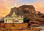 Private Car & Driver For Jodhpur - Bikaner - Jaipur 5 Nights 6 Days Trip