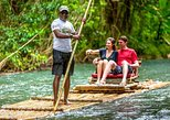 Authentic Jamaican Bamboo Rafting Tour from Falmouth