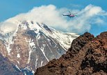 Kamchatka Private Helicopter Tour: ''Fly Around Volcanoes''