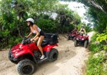 ATV CITY & OFF ROAD TOUR, SNORKEL INCLUDED