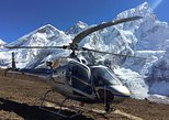 Mount Everest Scenic Helicopter Tour: Base Camp Landing