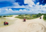 ATV Seashore Combo: Adventure to Mezcalitos Plus Optional Snorkeling at Playa Uvas