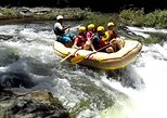 Rafting Class III and IV in Tenorio River from Playa Flamingo