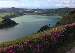 Full-Day Furnas Tour: Lake Fumaroles and Thermal Pools 4x4