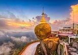 Golden Rock Day Return Trip from Yangon