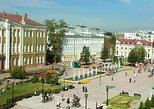 Irkutsk City Walking Tour