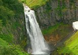 All-Day Private Tour in Kamchatka: Hike Vilyuchik Volcano Waterfall