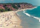 Full-Day Varkala Cliffs Beach Tour from Trivandrum