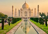 Day trip to taj mahal and agra fort