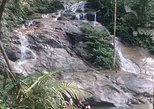 """Waterfall In The Rainforest"" Templer Park & Batu Caves"