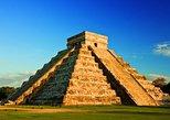 Chichen Itza Shared Day Trip with Cenote Swim and Valladolid